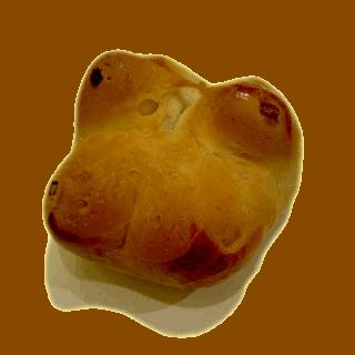 Maisbrötchen