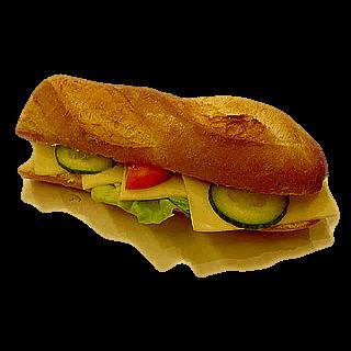 Parisette Käse Sandwich