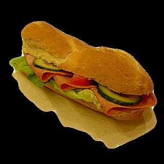 Parisette Schinken Sandwich