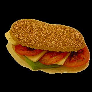 Tomaten Mozarella Sandwich